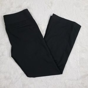 Express Black Editor Pants Size 8 R